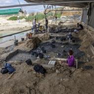 fouilles Angeac