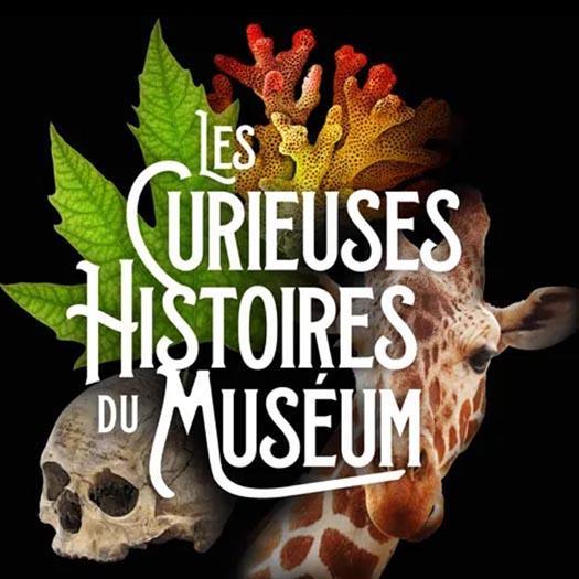 Les Curieuses histoires du Muséum